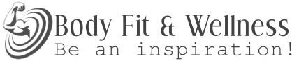 Body Fit & Wellness Logo