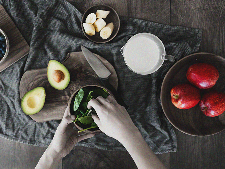 Healthy Eating For Maintaining Body Fit