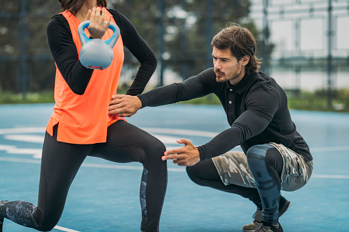 The Role Of Personal Trainer