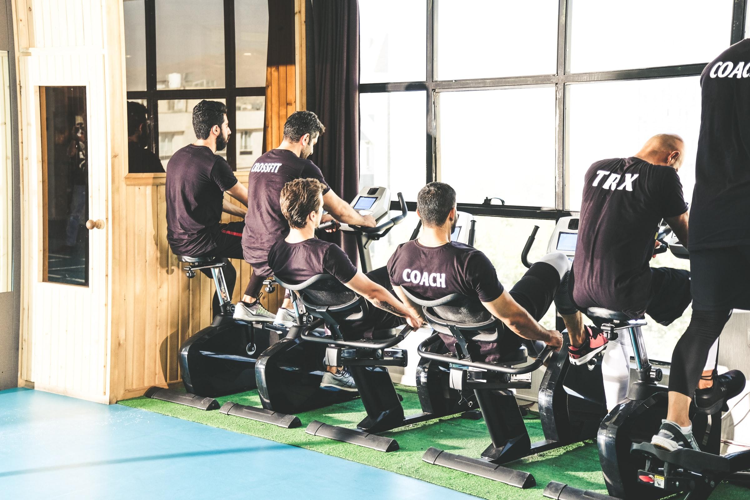 Fitness Equipment Machines
