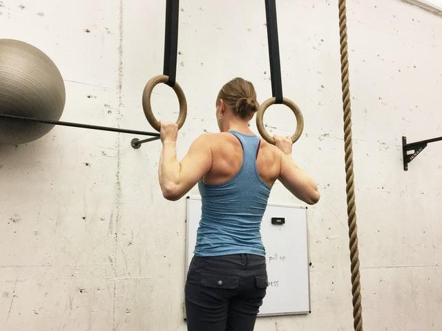 shoulder streches